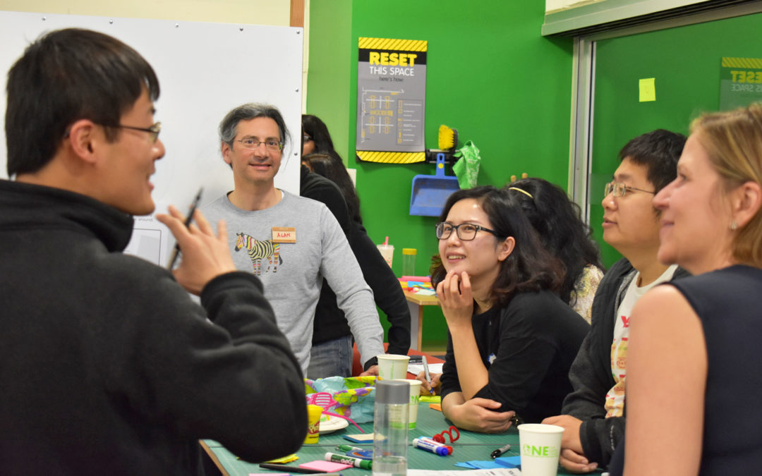 Introductory Design Thinking Workshop